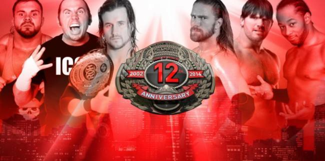 A Ras De Lona #4: ROH 12th Anniversary