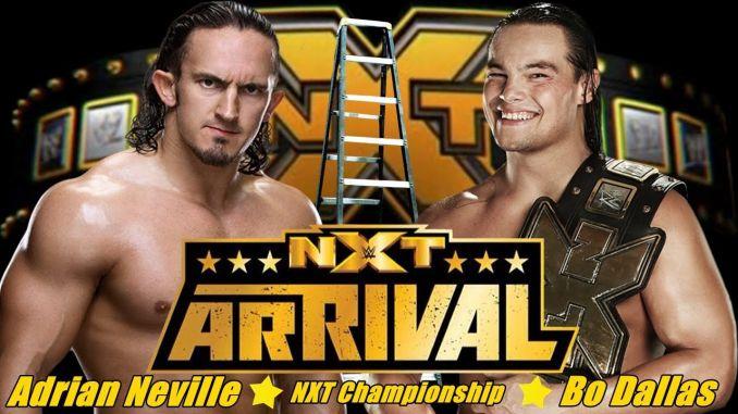 A Ras De Lona #2: NXT ArRIVAL