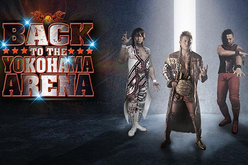 A Ras De Lona #15: NJPW Back to the Yokohama Arena