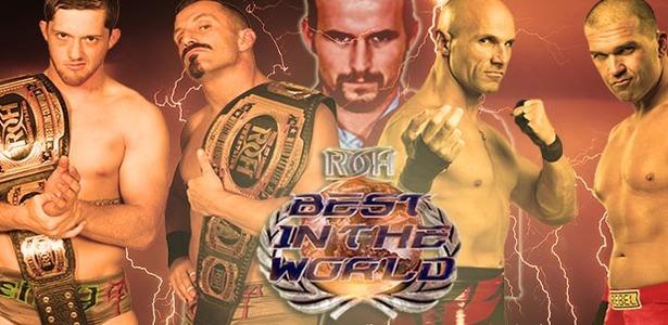 A Ras De Lona #17: ROH Best in the World 2014