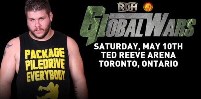 A Ras De Lona #11: ROH/NJPW Global Wars