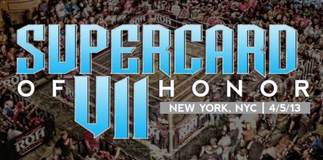 A Ras De Lona #7: ROH Supercard of Honor VIII