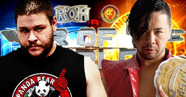 A Ras De Lona #12: ROH/NJPW War of the Worlds