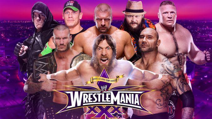 A Ras De Lona #5: WWE WrestleMania 30
