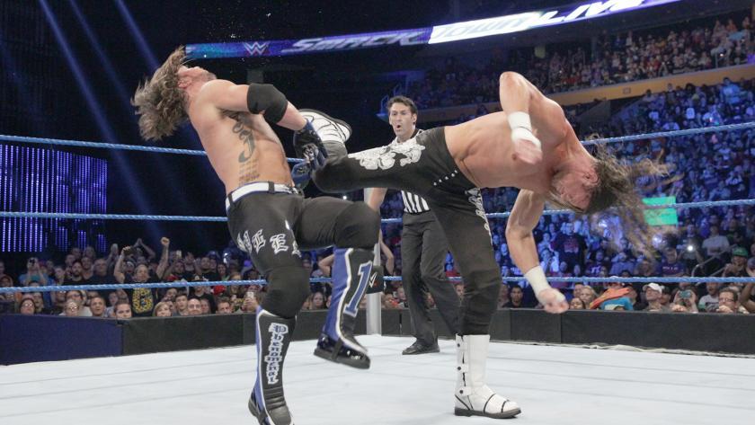Post-SmackDown 26/07/16