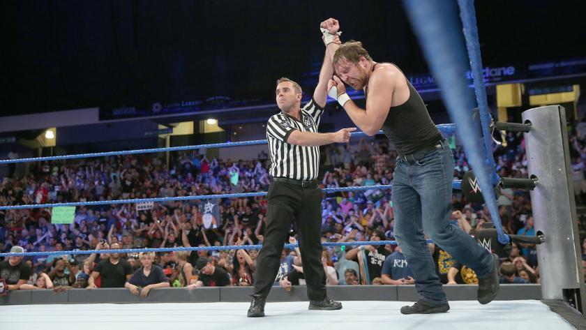 Post-SmackDown 20/09/16
