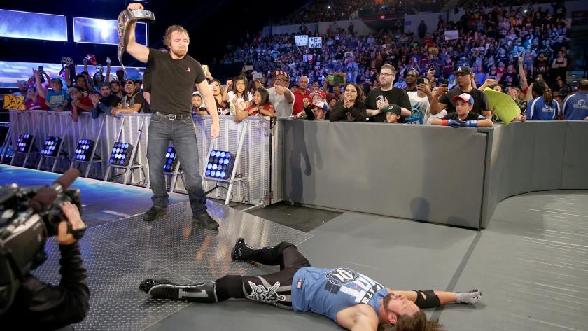 Post-SmackDown 04/10/16