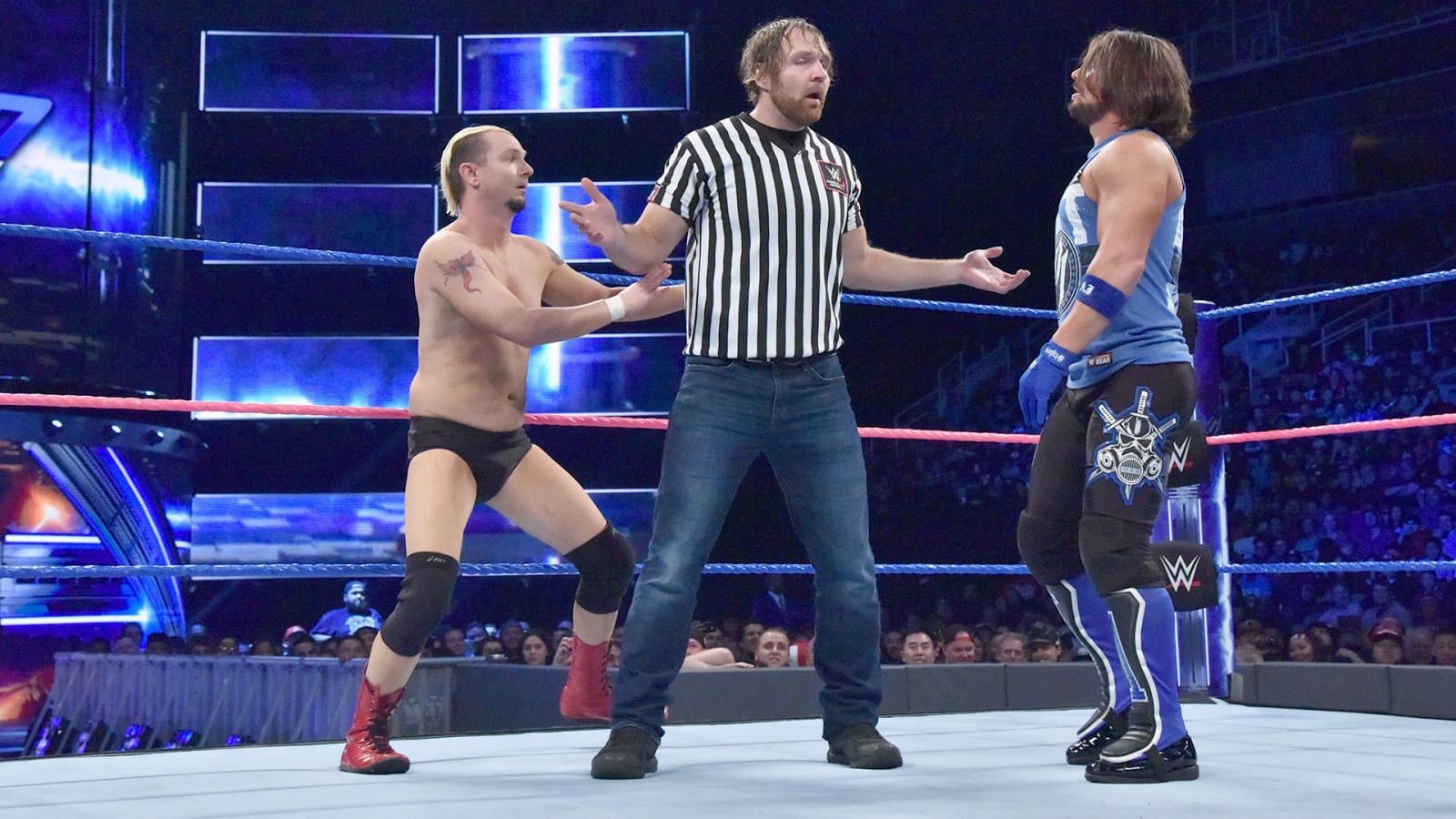 Post-SmackDown 11/10/16