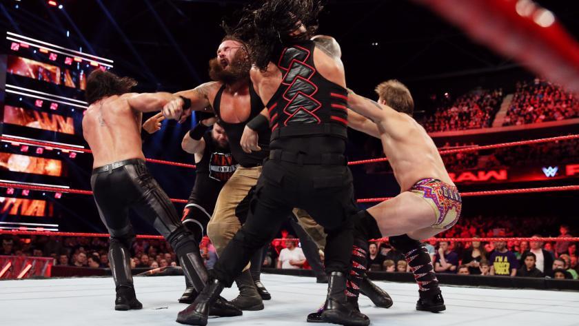 Post-Raw 07/11/16