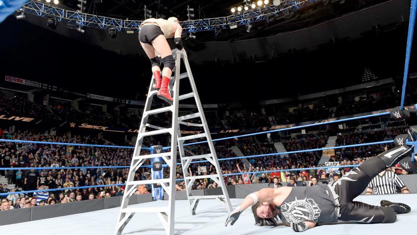 Post-SmackDown 22/11/16