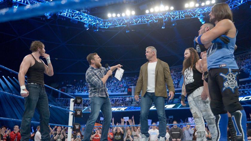 Post-SmackDown 08/11/16