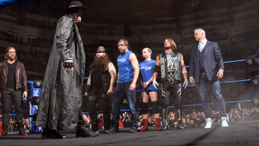 Post-SmackDown 15/11/16