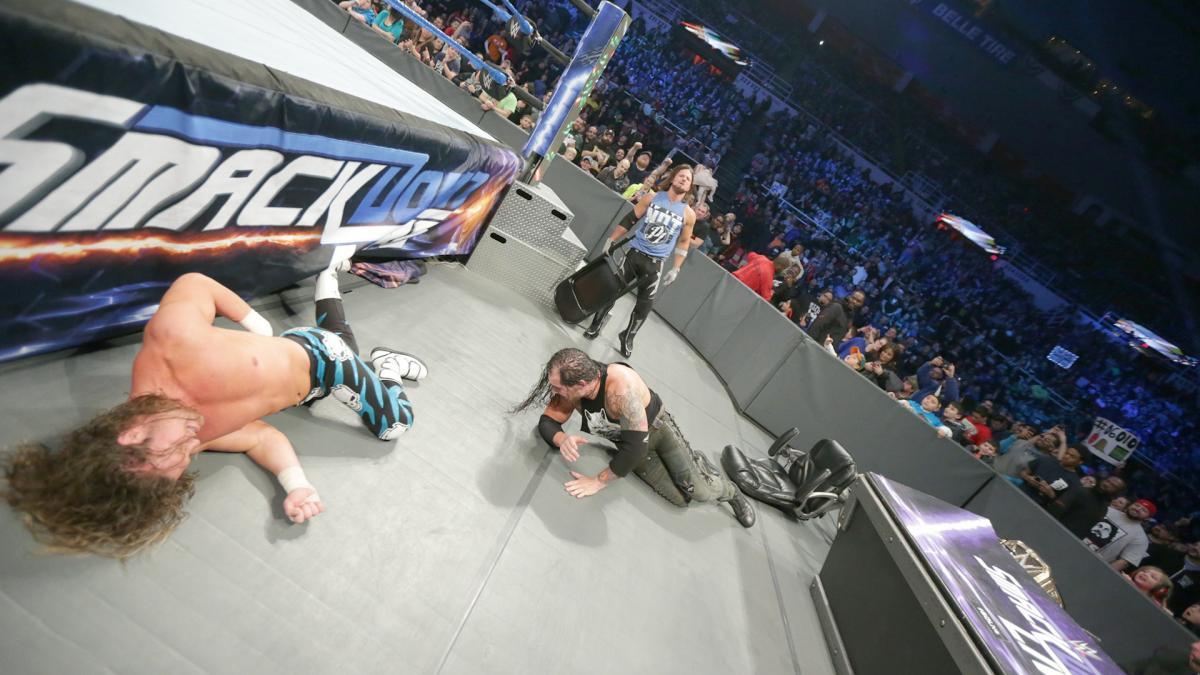 Post-SmackDown 20/12/16