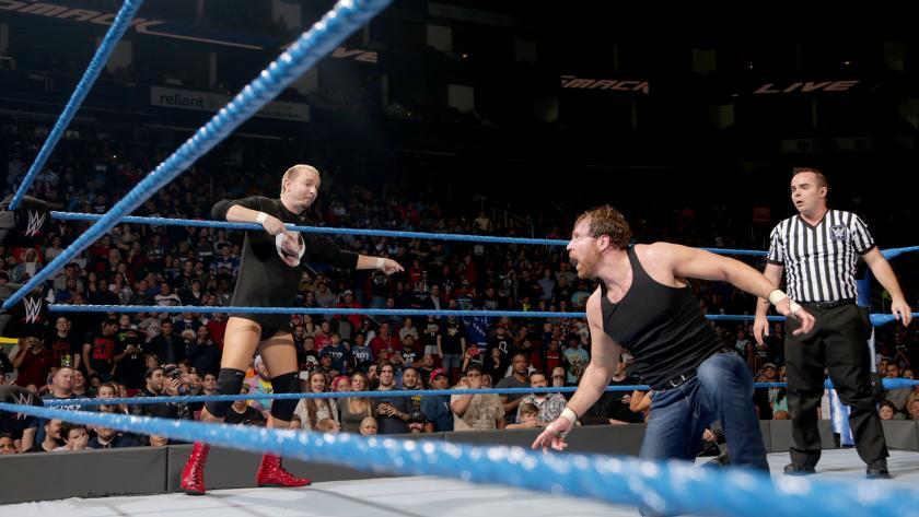 Post-SmackDown 06/12/16