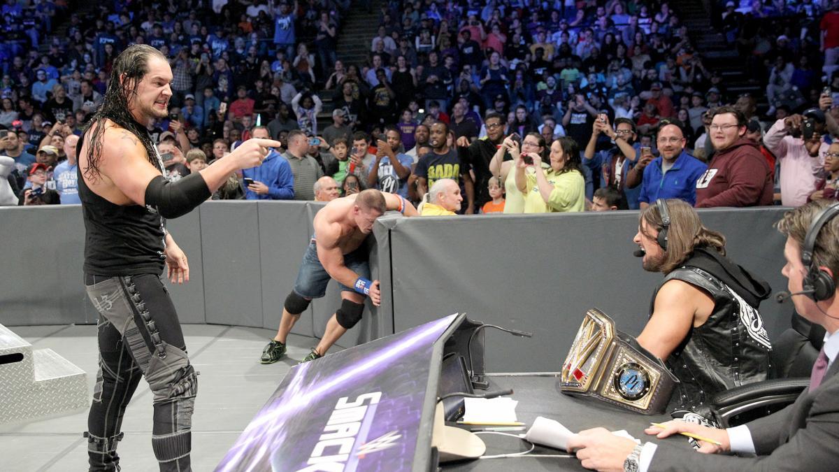 Post-SmackDown 10/01/17