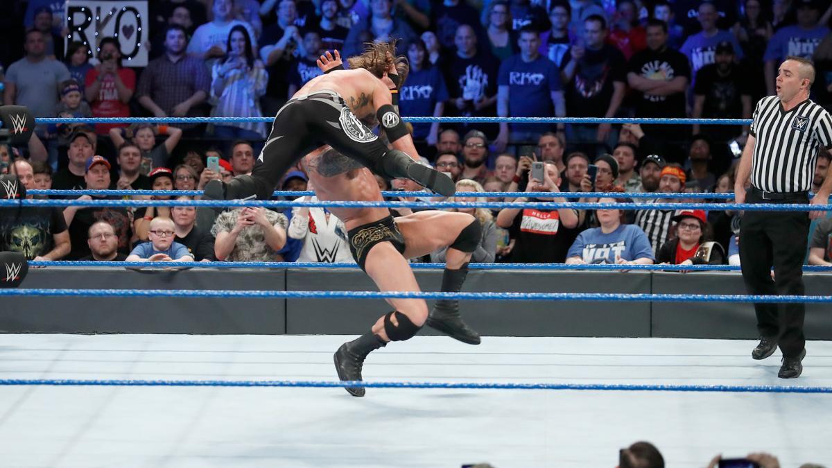 Post-SmackDown 07/03/17