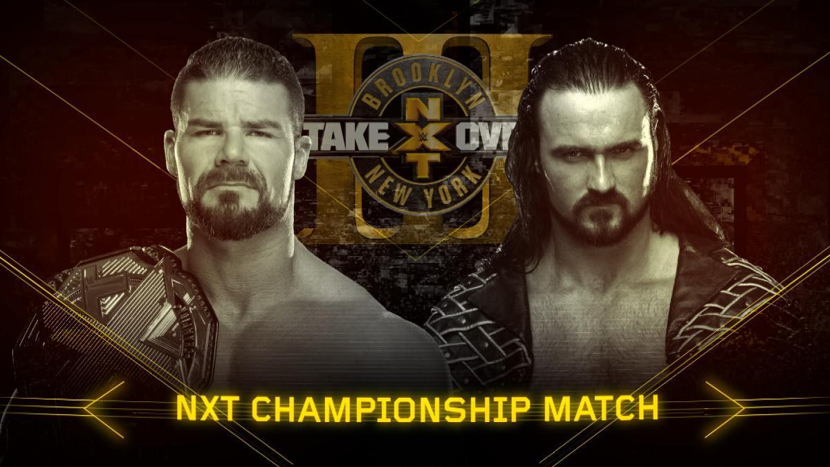 A Ras De Lona #157: NXT TakeOver Brooklyn III