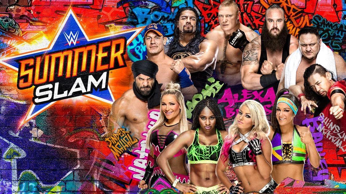 A Ras De Lona #158: WWE SummerSlam 2017