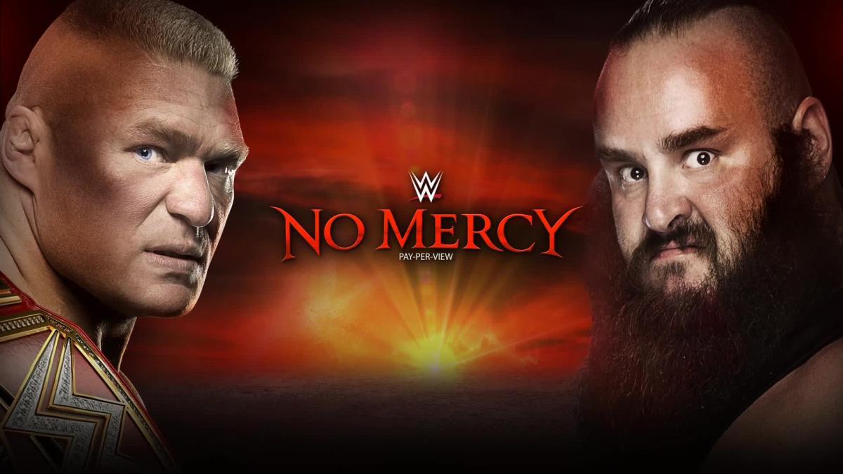 A Ras De Lona #162: WWE No Mercy 2017