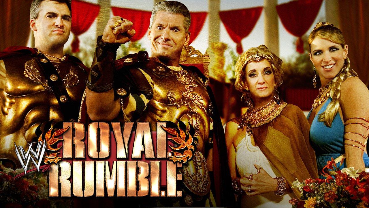 A Ras De Lona #168: WWE Royal Rumble 2006