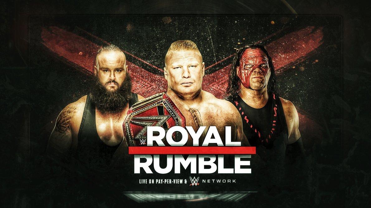 A Ras De Lona #179: WWE Royal Rumble 2018