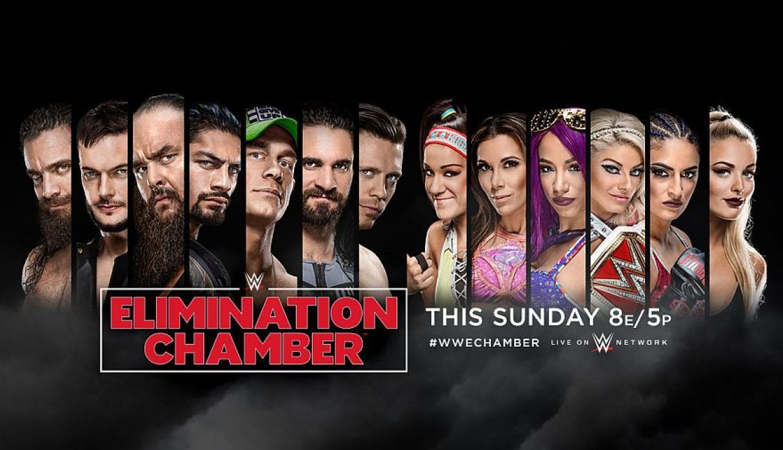 A Ras De Lona #181: WWE Elimination Chamber 2018