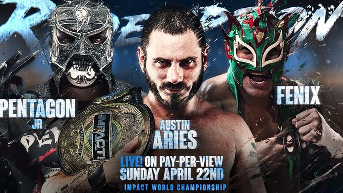 A Ras De Lona #192: Impact Wrestling Redemption