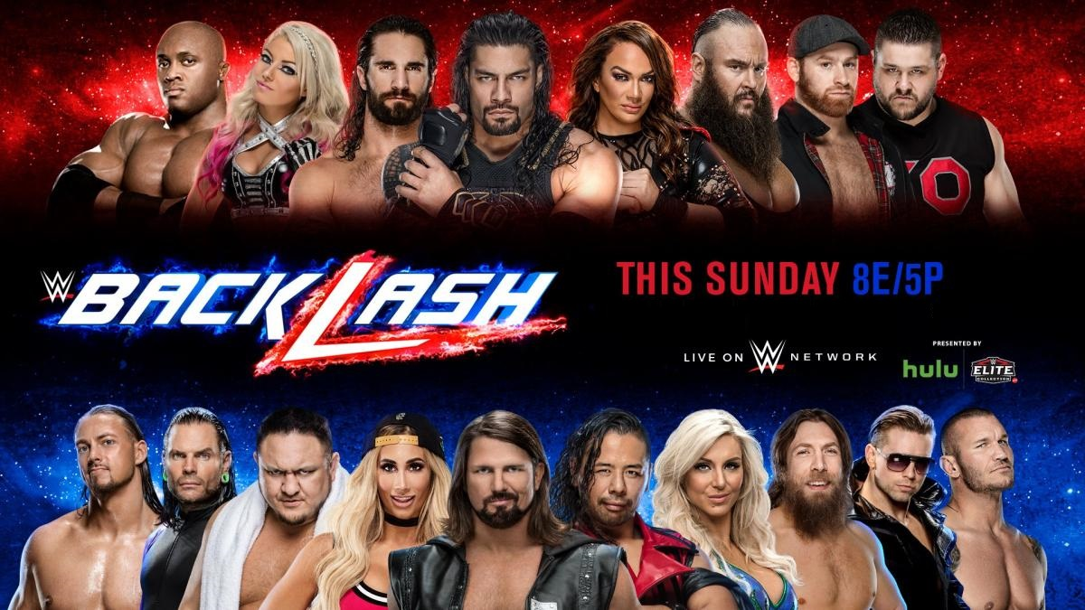 A Ras De Lona #193: WWE Backlash 2018