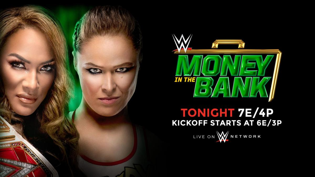 A Ras De Lona #200: WWE Money in the Bank 2018