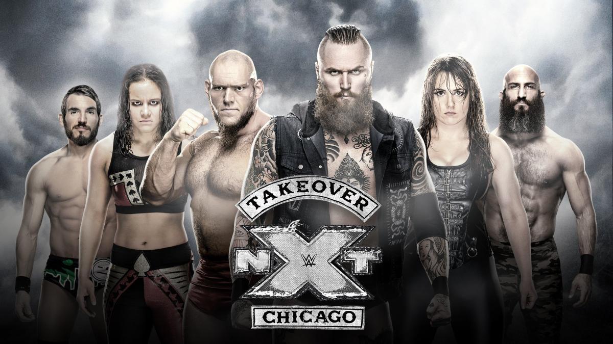 A Ras De Lona #199: NXT TakeOver Chicago II