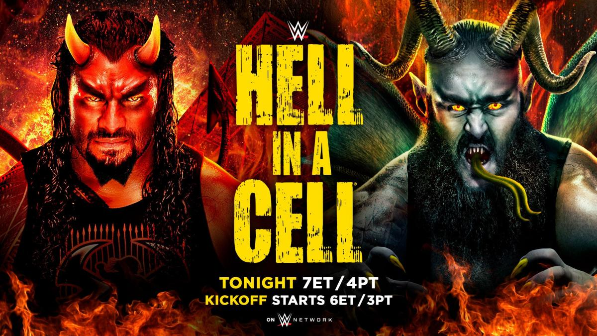 A Ras De Lona #214: WWE Hell in a Cell 2018