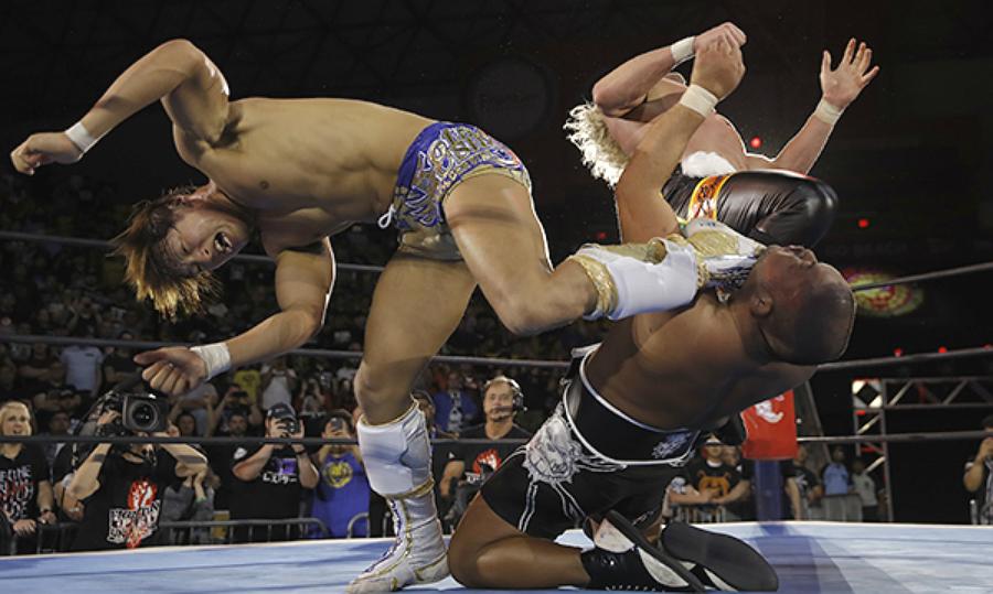 A Ras De Lona #218: NJPW Fighting Spirit Unleashed 2018