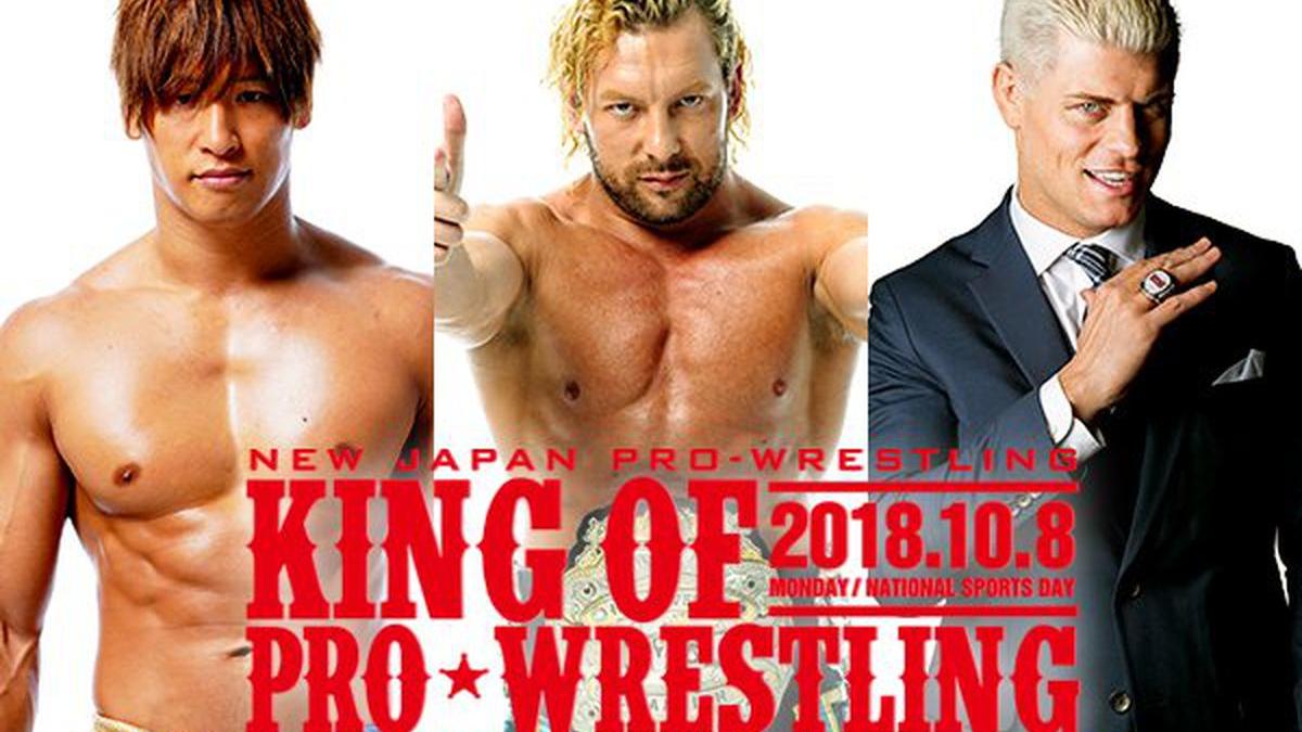 A Ras De Lona #219: NJPW King of Pro Wrestling 2018