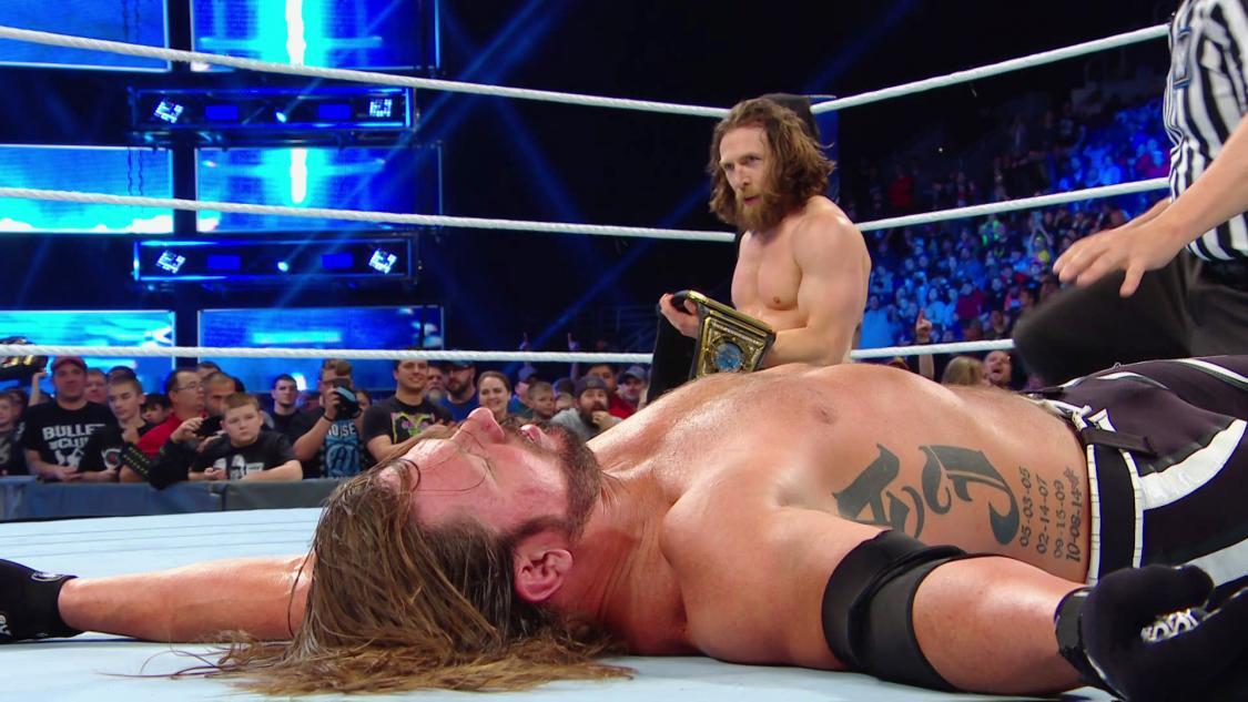Post-SmackDown 13/11/18