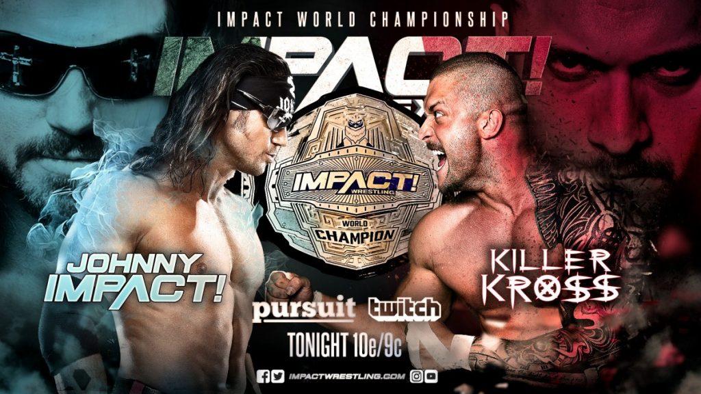Comentarios de Impact Wrestling 25/01/19