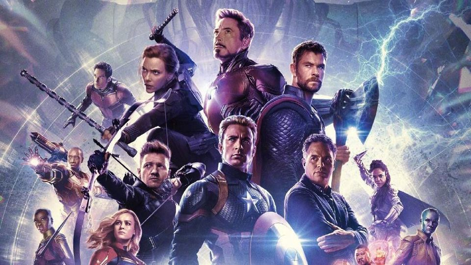 A Ras De Lona #240: Marvel Avengers Endgame