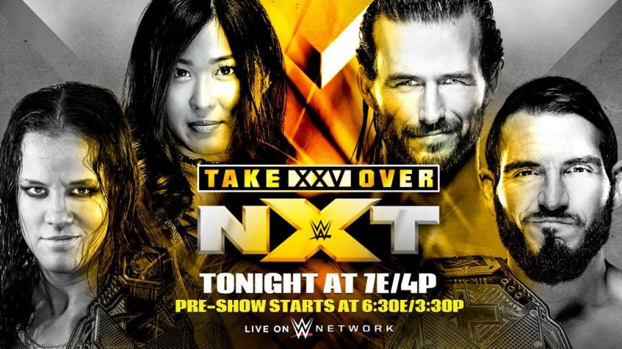 A Ras De Lona #243: NXT TakeOver XXV