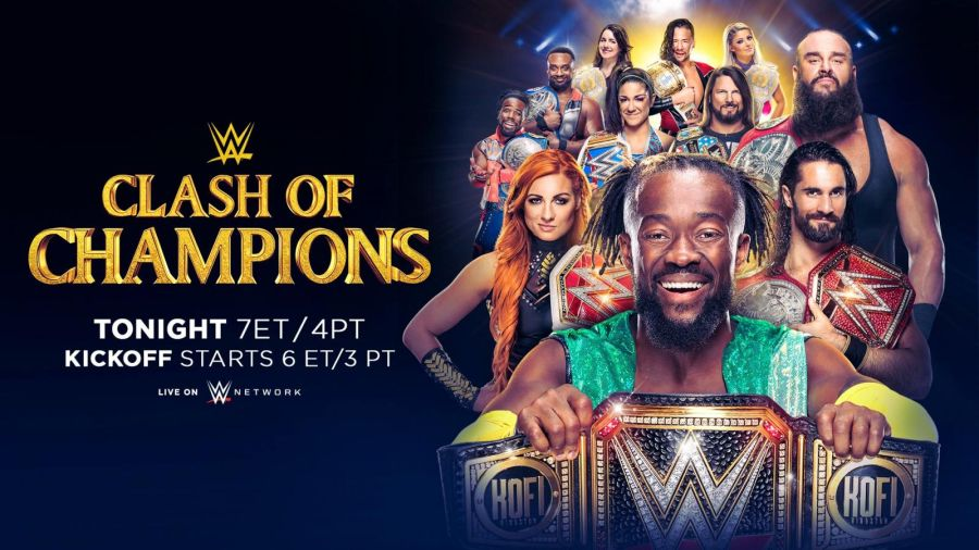 A Ras De Lona #253: WWE Clash of Champions 2019