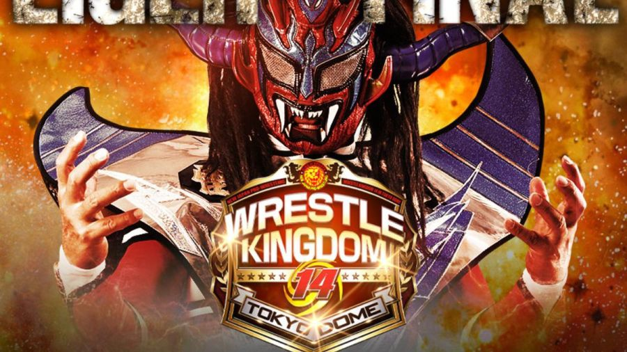 A Ras De Lona #261: NJPW Wrestle Kingdom 14