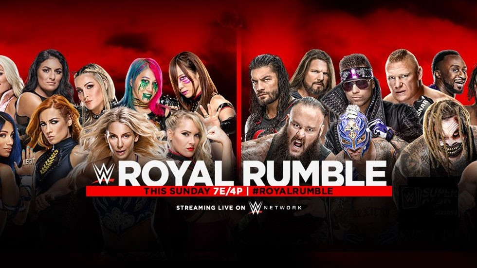 A Ras De Lona #263: WWE Royal Rumble 2020
