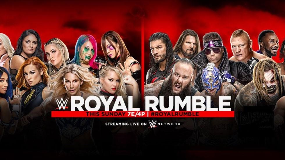 A Ras De Lona #263: WWE Royal Rumble 2020