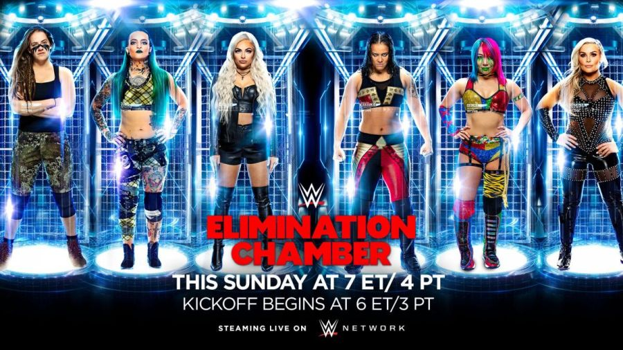 A Ras De Lona #265: WWE Elimination Chamber 2020