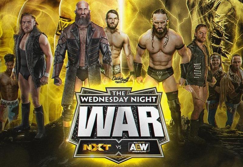 Utopía 25/03/20: AEW vs. NXT