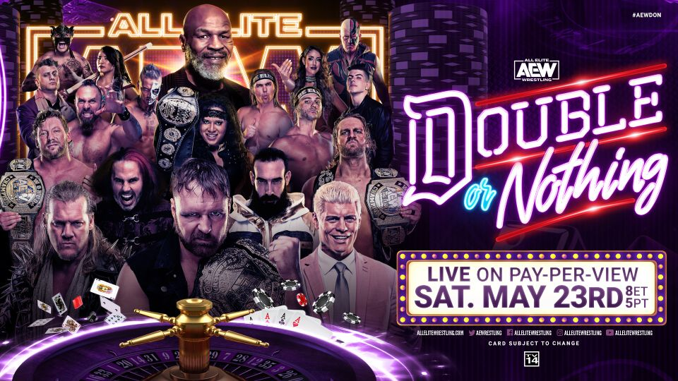 A Ras De Lona #273: AEW Double or Nothing 2020