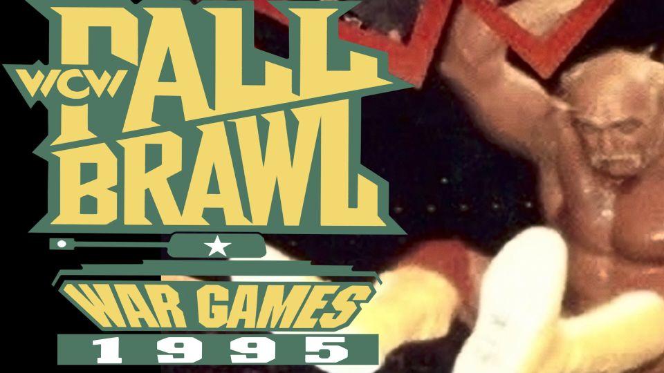 A Ras De Lona #272: WCW Fall Brawl 1995