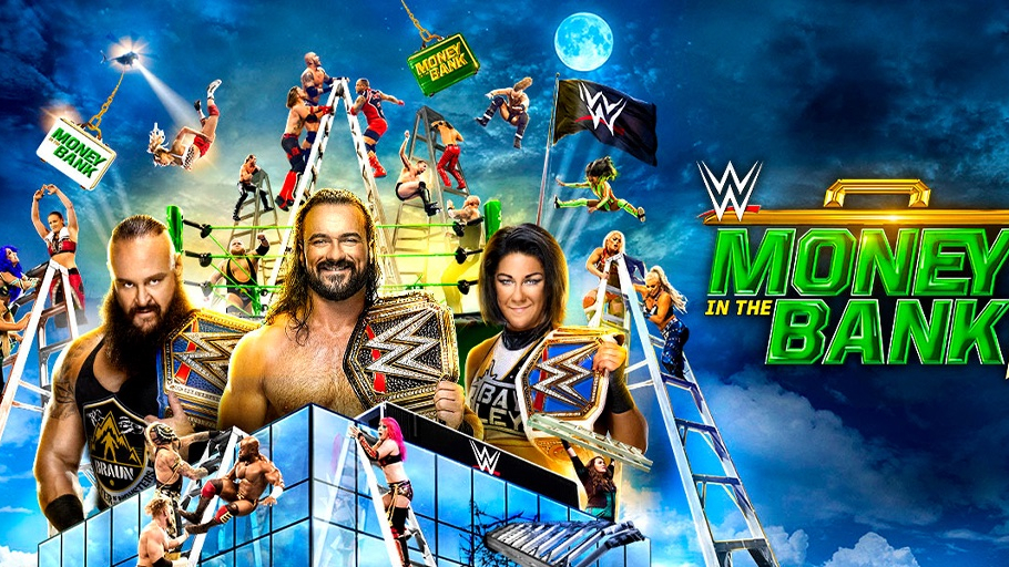 A Ras De Lona #271: WWE Money in the Bank 2020