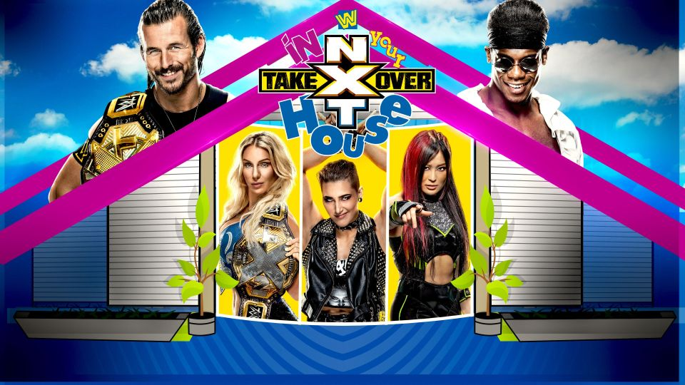 A Ras De Lona #275: NXT TakeOver In Your House