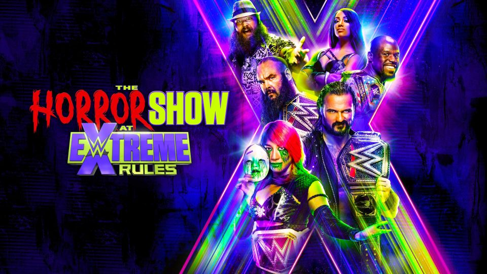 A Ras De Lona #279: WWE The Horror Show at Extreme Rules