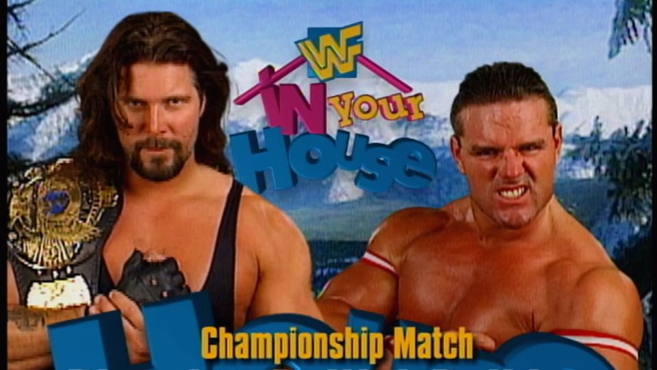 A Ras De Lona #277: WWF In Your House 4