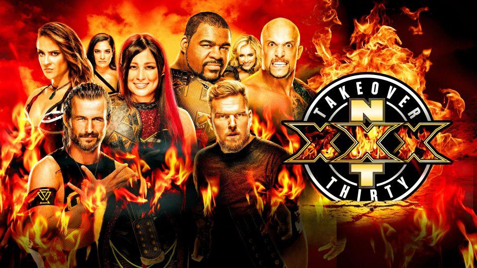 A Ras De Lona #282: NXT TakeOver XXX